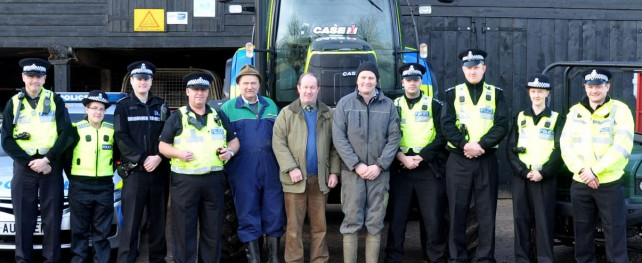 PCC supports extra focus on rural crime