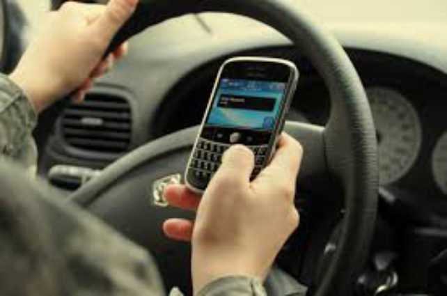 More than 116 tickets issued in mobile phone campaign