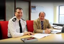 Gareth Wilson in line for Chief Constable job