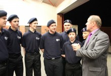 Fire and Police Cadet Unit expands to Bury St Edmunds