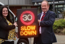 New road safety measures in place for the county's towns and villages