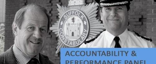 Accountability and Performance Panel – 1 September 2017