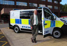 PCC delighted to announce Constabulary order for British built vehicles