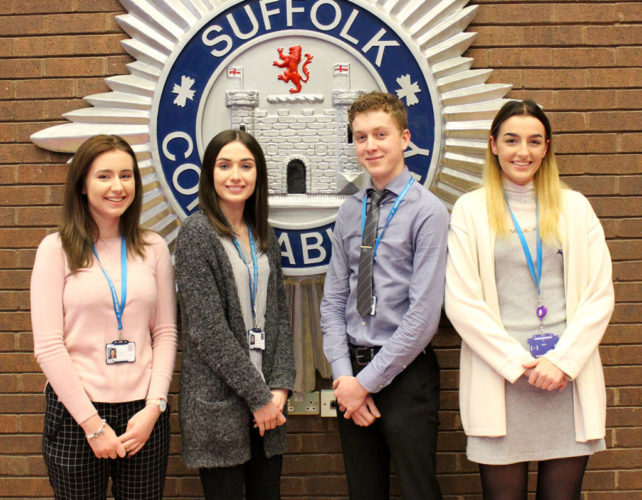 Constabulary and OPCC supports National Apprenticeship Week
