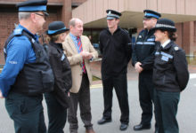 School PCSOs update PCC on progress